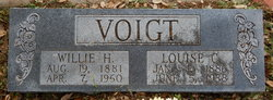Louise C. Louisa <i>Jentsch</i> Voigt