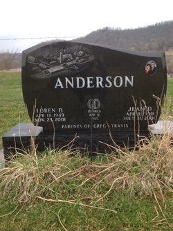 Jean D. <i>Berger</i> Anderson
