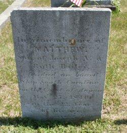 Matthew Bailey