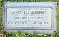 Darry Lee <i>Anderson</i> Albright