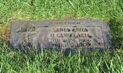 Maria Santanita <i>Ortega</i> Candelaria