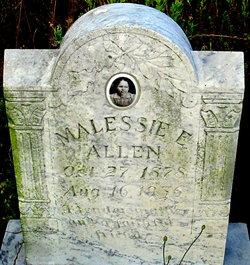 Malessie Ellen <i>Lee</i> Allen