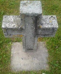 Willi� Heil