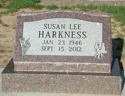 Susan Lee Harkness