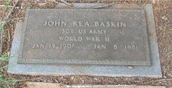 John Rea Baskin