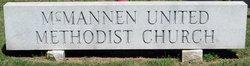 McMannen United Methodist Church Cemetery