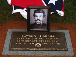 Capt Lawson Harrill