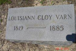 Louisa Ann Lucy <i>Cloy</i> Varn
