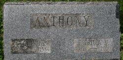 Patricia <i>McPherson</i> Anthony