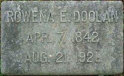 Rowena E <i>Weakley</i> Doolan