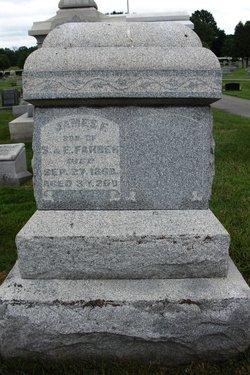 Mary Eveline <i>Fravel</i> Farber