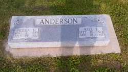 Axel Emil Anderson