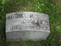 Mabel P Coolidge