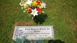 Paul Roscoe Rocky Black, Jr