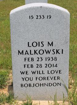 Lois M. Malkowski
