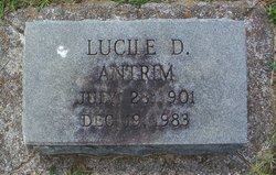 Lucille <i>Denison</i> Antrim