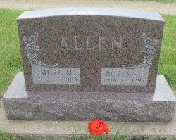 Rosena I Allen