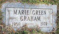 Marie <i>Green</i> Graham