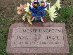 Corp Monteith T Monte Lincecum, Jr