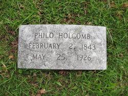 Philo Holcomb