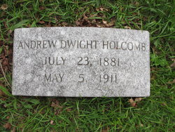 Andrew Dwight Holcomb