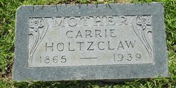 Carrie Holtzclaw