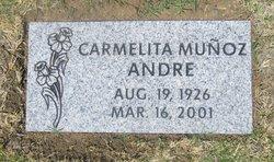Carmelita <i>Munoz</i> Andre