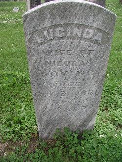 Lucinda <i>Stivers</i> Loving