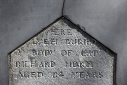 Capt Richard More