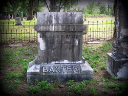 Benjamin B Baxter