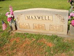 Ray Lester Maxwell