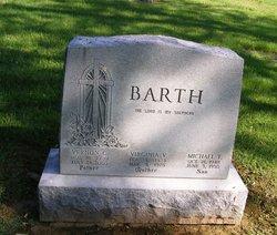 Virginia V <i>Franz</i> Barth