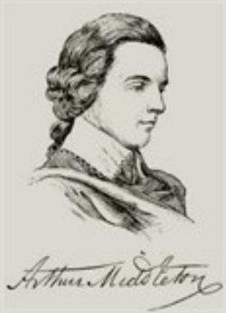 Arthur Middleton (1681