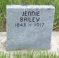 Jennie A. <i>Thayer</i> Bailey