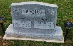 Calvin Sprouse