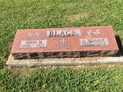 Edith May <i>Mills</i> Black