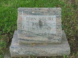 John Squire Bowen