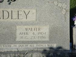 Walter Bradley