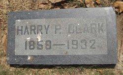 Harry P. Clark