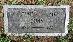 Leonora <i>Read</i> Gunn