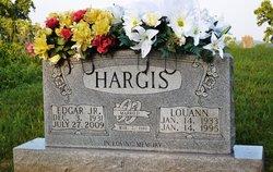 Lou Ann <i>Bolin</i> Hargis