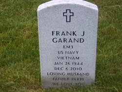 Frank J Garand