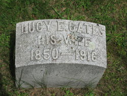Lucy Elizabeth <i>Gates</i> Coolidge
