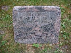 Rose M <i>Buckley</i> Surfus