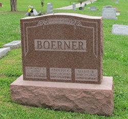 Adolph G Boerner