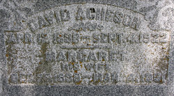 David Acheson