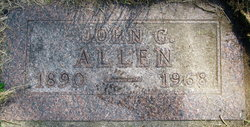 John George Allen