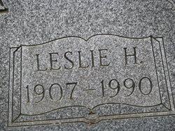 Leslie Harry Beck