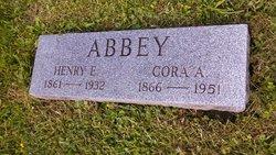Cora Amelia <i>Bacheller</i> Abbey