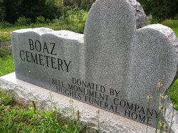 Boaz Cemetery